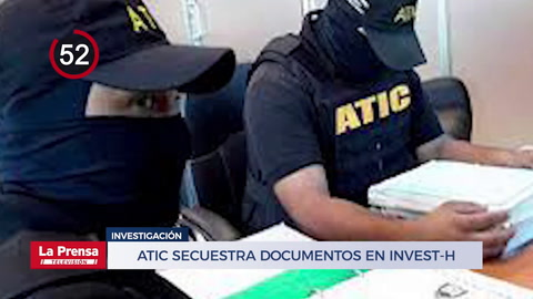 Avance Informativo: Atic secuestra documentos en Invest-H por compra de hospitales móviles
