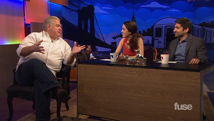 Shows: White Guy Talk Show; Jim O'Heir Web Extra (On Nick Lachey)