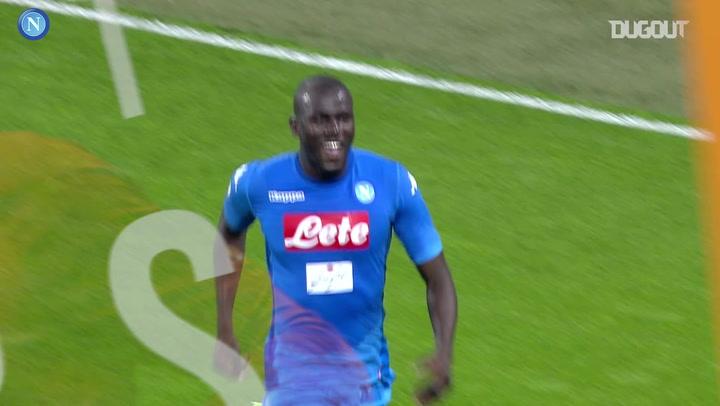 Best Defenders: Kalidou Koulibaly