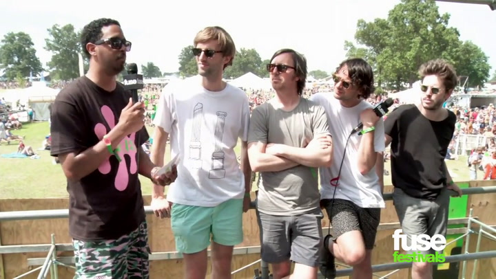 Bonnaroo 2014: Cut Copy Share 'Free Your Mind' Inspiration