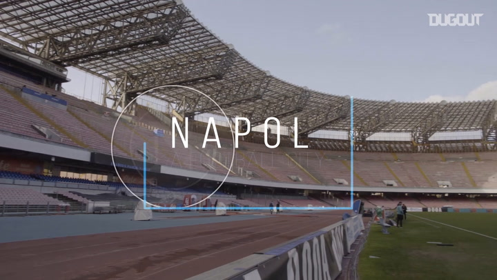 Napoli - A Football City: Neapolitans & the City