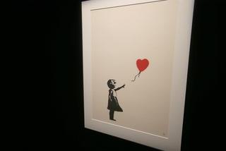 Banksy exhibit opens in Las Vegas
