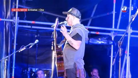 El cantante de La Beriso pidió perdón por sus opiniones durante un show