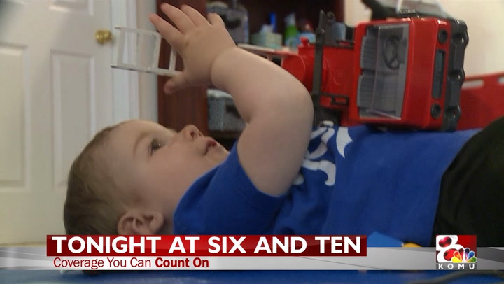 Centralia family fights Spina Bifida