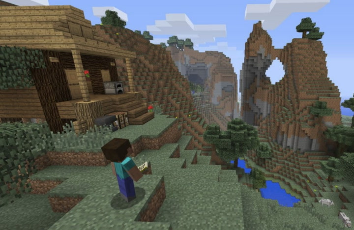 Minecraft developer Mojang reportedly working on two new projects