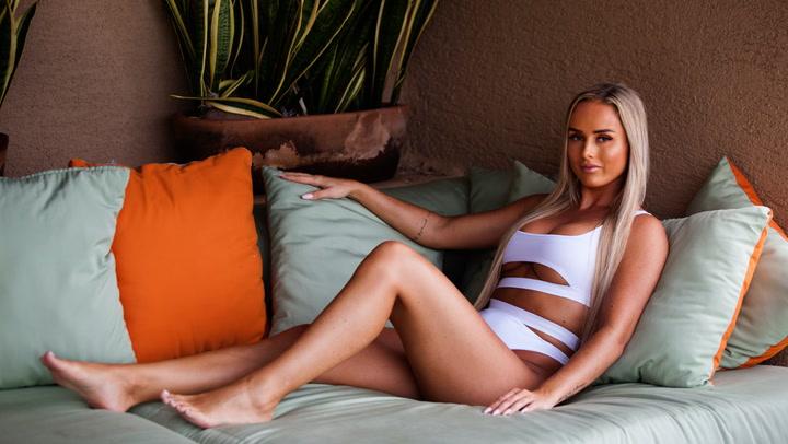 Image: Tix' ekskjæreste til «Paradise Hotel»