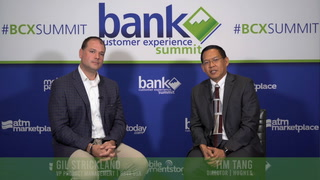 BBVA's Strickland: customers want similar experiences in desktop, mobile banking
