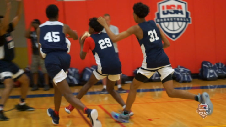 2018 USA Men's U17 World Cup Team Training Camp Highlights
