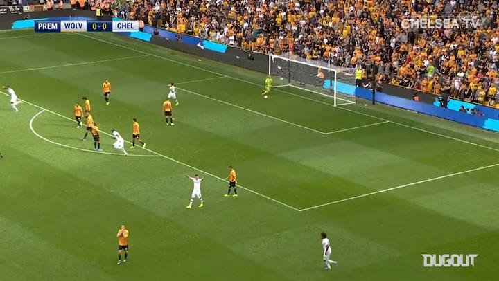 Fikayo Tomori's spectacular first Chelsea goal