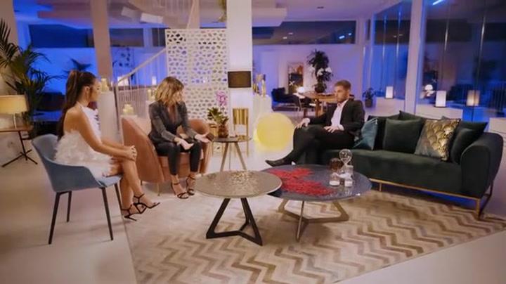 Melyssa se enfrenta a Tom y Sandra, que hacen una gran revelación