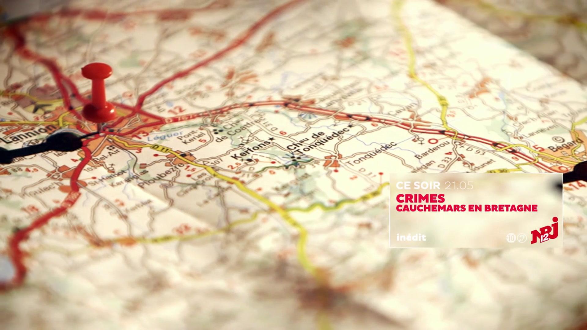 Crimes : Cauchemars en Bretagne