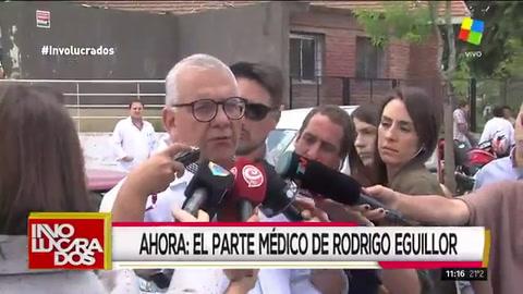 Rodrigo Eguillor trató de estúpidas a las fiscales e insultó a un policía