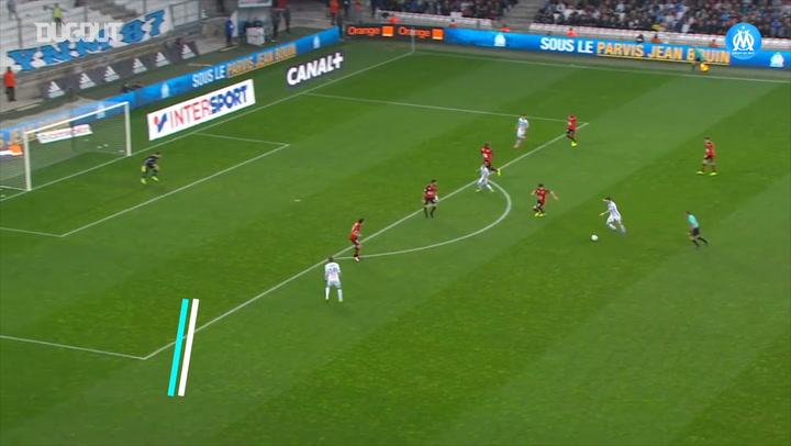 Thauvin's top five goals at Olympique de Marseille