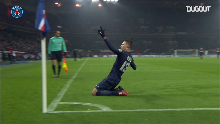 Julian Draxler's top three goals with Paris Saint-Germain