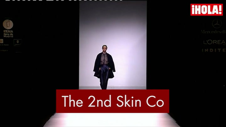 Fashion Week Madrid Otoño-Invierno 2015-16: The 2nd Skin Co.