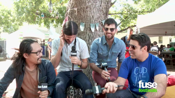 Interviews: The Avett Brothers at ACL Fest 2014