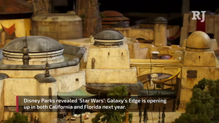 Disney Will Open 'Star Wars' Theme Park Expansion in 2019