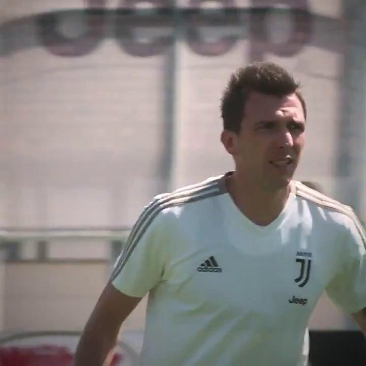 Así fue el último entrenamiento de Allegri en la Juventus