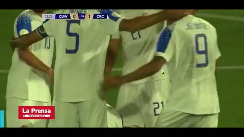 Video: Curazao 1-2 Costa Rica (Liga de Naciones de Concacaf)