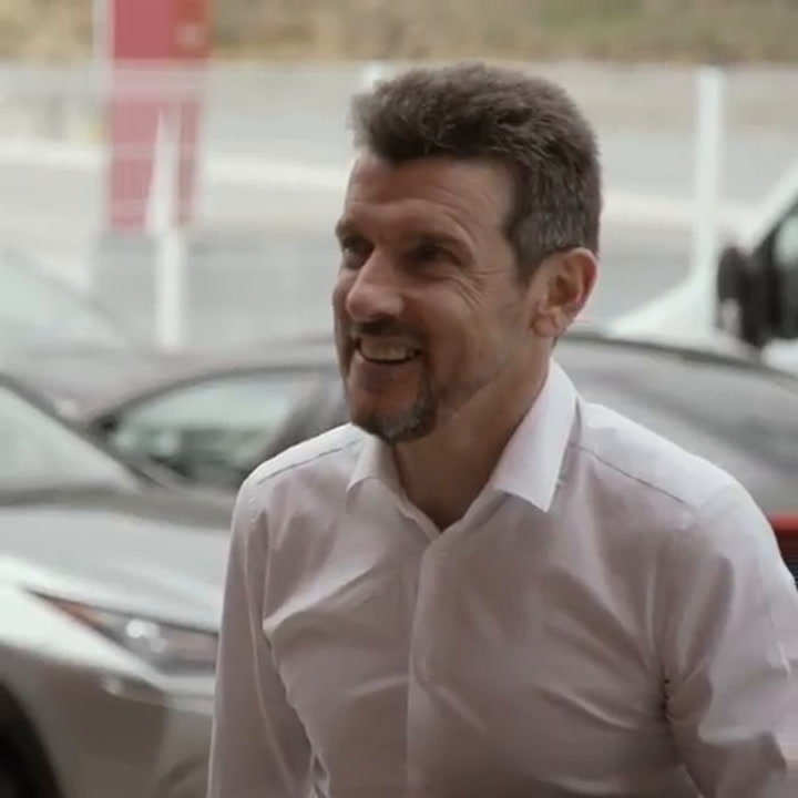 Presentación de Juan Carlos Unzué como nuevo técnico del Girona