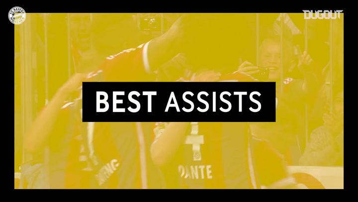 Best Assists: Weiser Vs Hertha Berlin