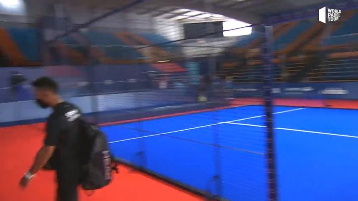 Resumen cuartos de final Sanyo_Stupa Vs Mati_Maxi Estrella Damm Menorca Open