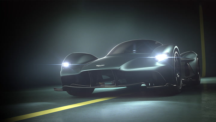 Aston Martin S Am Rb Supercar Now Has A Name Worth Getting