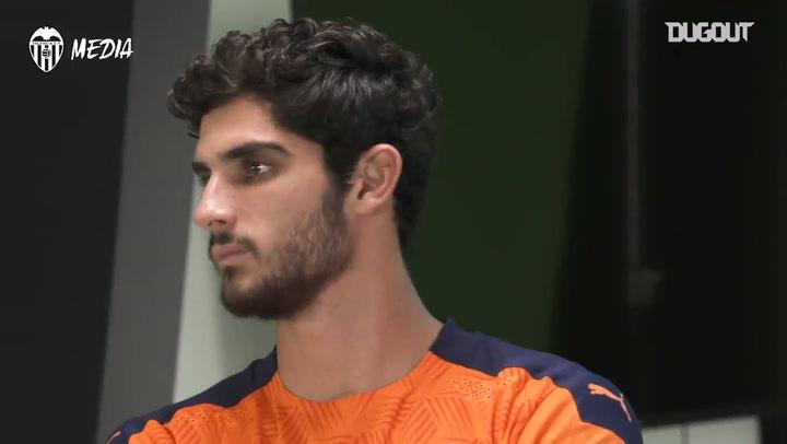 Behind the scenes: Valencia's media day