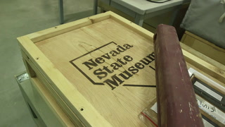 Behind The Scenes Of The Nev State Museum