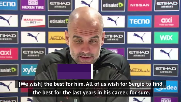 Guardiola wouldn't begrudge Aguero joining Man City title rival