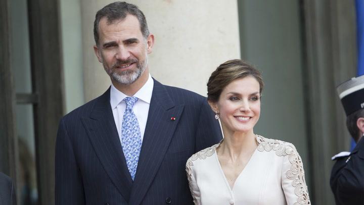 Así ha sido el intenso año de la Familia Real española