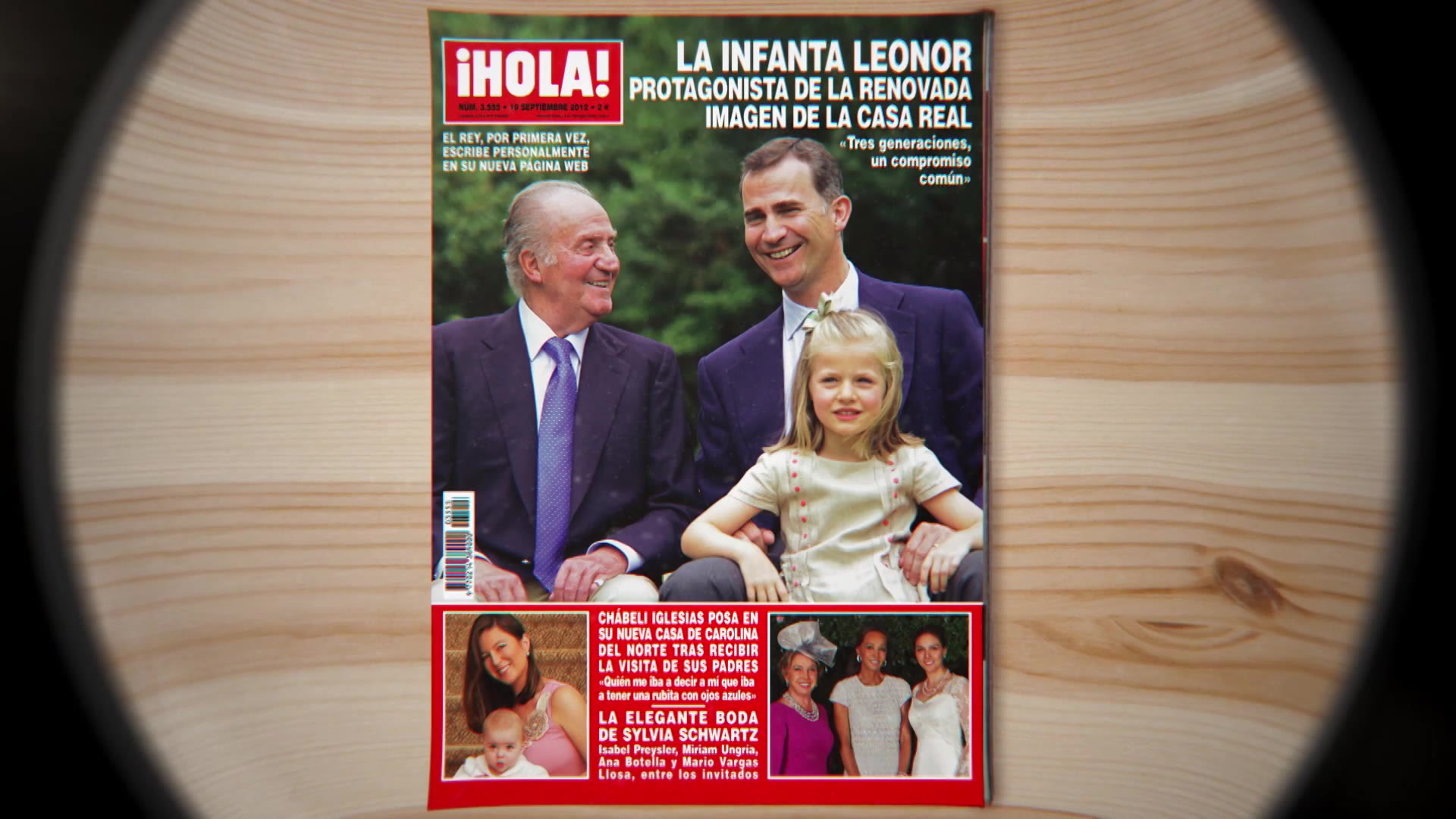 Juan Carlos I, 40 años de reinado portada a portada