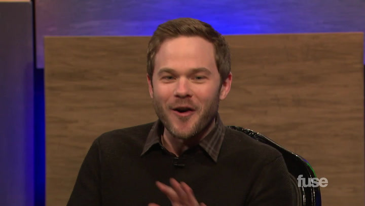 Shows: White Guy Talk Show: Shawn Ashmore Full Interview (Part 1)