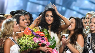 Miss USA shocks by not being politically correct