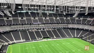 Vegas Nation: Reporting from Inside Allegiant Stadium – Video