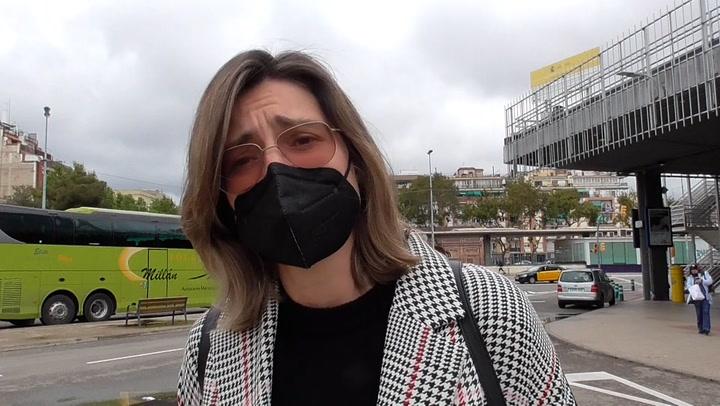 Sandra Barneda muestra su apoyo incondicional a Rocío Carrasco