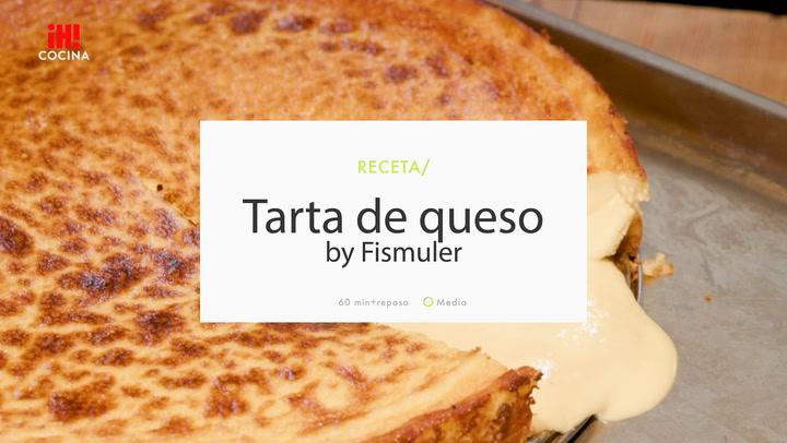 Cómo hacer la tarta de queso de Fismuler