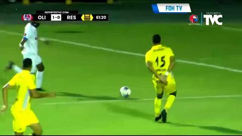 Gol de Michael Chirinos al Real España (Liga Salvavida)