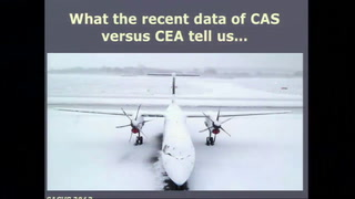 What the recent data of CAS versus CEA tell us