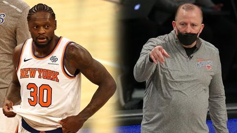Julius Randle or Tom Thibodeau: Who has had bigger impact on Knicks?