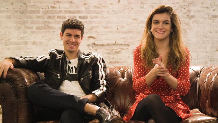 PRIMICIA: El miércoles en ¡HOLA!, reportaje exclusivo de Amaia y Alfred, la pareja que arrasa
