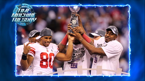 Time Machine Tuesday 2012: Giants beat Tom Brady in the Super Bowl…again