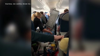 Delta flight forced to land in Reno after experiencing turbulence