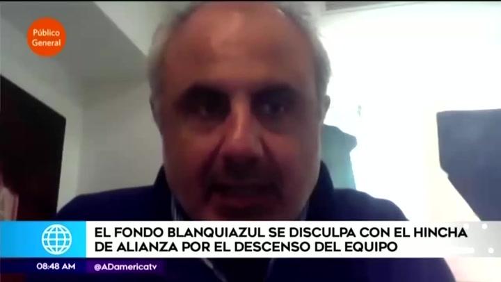 Alianza Lima: Fondo Blanquiazul acudirá al TAS para permanecer en la Liga 1 si no le dan la razón a su reclamo ante la FPF | VIDEO