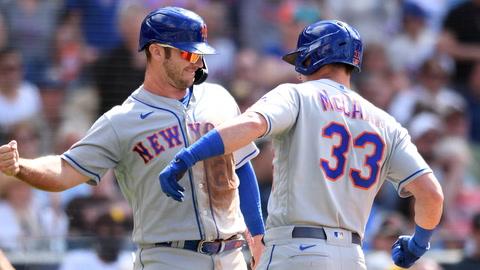 How impressive was Mets' split with Padres?