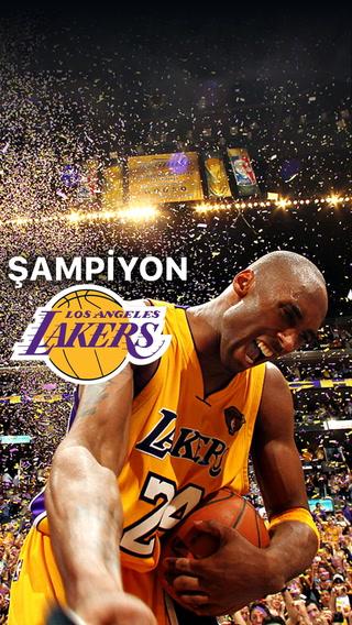 Şampiyon Lakers #trendtopic