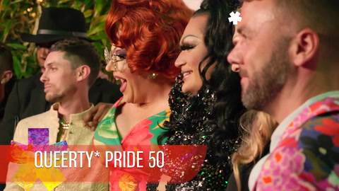 Happy Pride From The Queerty Pride 50!