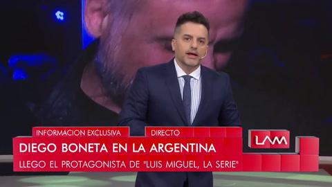 Angel de Brito reveló detalles de la charla que tuvo con Jorge Rial