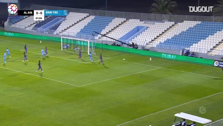 Highlights: Baniyas 4-1 Al-Ain