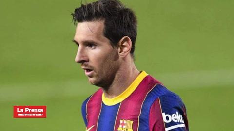 Deportes: Messi pide perdón y revela razones por las que pensó en irse del Barcelona
